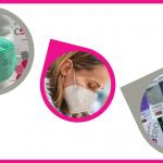 Nuevo mes, nuevos precios en mascarillas FFPP2 homologadas infantil y de adulto